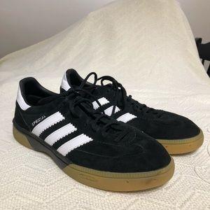 Adidas Black leather Handball shoes SPEZIAL
